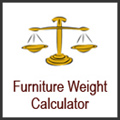 furniture weight