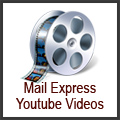 mail express youtube videos